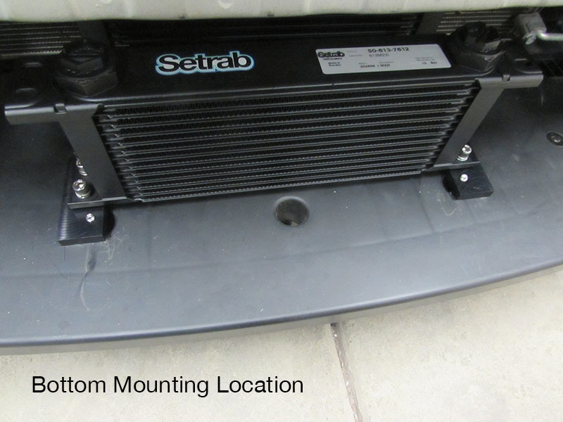 Racer X Fabrication Oil Cooler Kit FRS / BRZ 13+