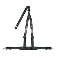 "Sparco 2"" 3-Point Double Release Harness"
