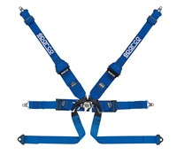 Sparco 6-Point HANS Formula Harness