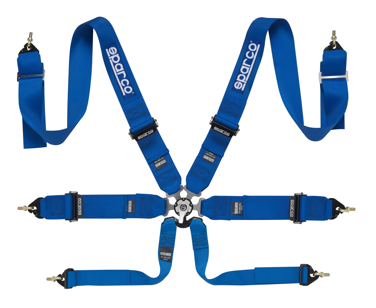 Sparco 6-Point Harness