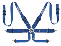 Sparco 6-Point HANS Harness