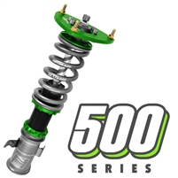 Fortune Auto 500 Series Coilovers 04 STI