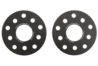 FactionFab 5x100/114 5mm Wheel Spacer Pair 02-20 Subaru WRX, 04-20 STi