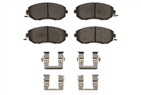 FactionFab F-Spec Front Brake Pads 2011-2014 Subaru WRX, BRZ
