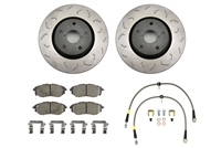 FactionFab Rear Brake Upgrade Kit 2004 Subaru STi