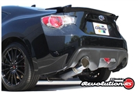 Greddy Evolution RS Catback FRS/BRZ