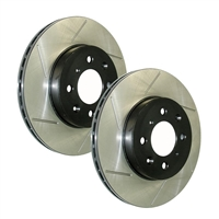 Stoptech Slotted Rear Rotors FRS/BRZ