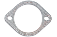 "Vibrant 2.5"" Two Bolt Exhaust Gasket"