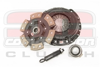 Comp Clutch Stage 4 Six Puck Ceramic Clutch Kit 2004-2020 STI