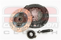 Comp Clutch Stage 3 Segmented Ceramic Clutch Kit 04-17 STI