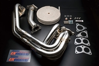 Tomei Unequal Length Manifold and Up Pipe 02-14 WRX / 04-20 STI