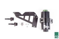 Radium Engineering Fuel Filter Kit 12 Mircron, Microglass Filter Focus RS