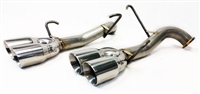 ETS Muffler Delete Axle Backs 15-18 WRX / 15-18 STI