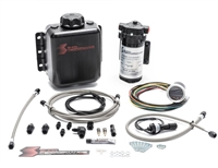 Snow Performance Stg 2 Boost Cooler F/I Prog. Water-Methanol Inj. Kit (SS Braided Line 4AN Fittings)