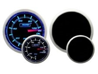 ProSport Premium Blue/White Digital Oil Pressure Gauge 52mm 150 PSI