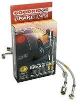 GoodRidge Front and Rear Stainless Steel Brake Lines 08-14 STI