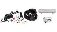 "Air Lift Performance (1/4"" Air Line, 4 Gallon 5-Port Tank, Viair 444C Compressor)"