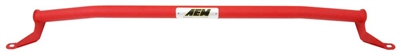 AEM Front Red HD Strut Tower Brace 15-17 WRX / 15-17 STI