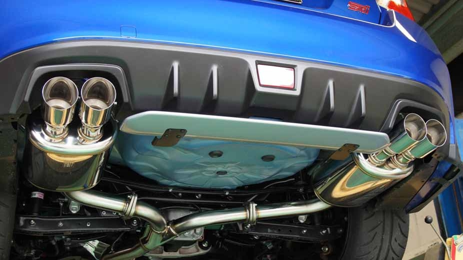 Subaru Aftermarket Parts >> HKS Legamax Premium Exhaust System 2015-2017 WRX / 2015 ...