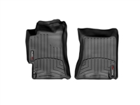 WeatherTech Front Digital Fit Black Floor Mats 02-07 WRX / 04-07 STI