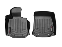 Weathertech Digital Laser Fit Front Mat Pair - Black or Tan A90 Supra 2020+