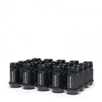 Skunk2 Open Ended Lug Nuts Black Series M12x1.5