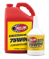 Red Line 75W90 GL-5 Gear Oil 1 Quart