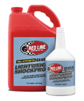 Redline LightWeight ShockProof Gear Oil 1 Quart