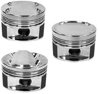 Manley 92.5 Over Bore 8.5CR Platinum Series Pistons 02-05 WRX 2.0L