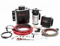 Snow Performance Stg 4 Boost Cooler Platinum Tuning Water-Methanol Inj. Kit (w/High Temp Tubing)