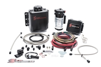Snow Performance Stg 4 Boost Cooler Platinum Water-Methanol Inj. Kit (w/SS Braid Line + 4AN Fitting)