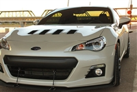 Verus Engineering Street Front Splitter FRS/BRZ
