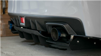 Verus Engineering Non-Agressive Rear Diffuser 15-18 WRX / 15-18 STI