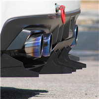Verus Engineering Agressive Rear Diffuser 15-18 WRX / 15-18 STI