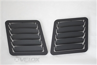 Verus Engineering Hood Louver Kit 15-18 WRX