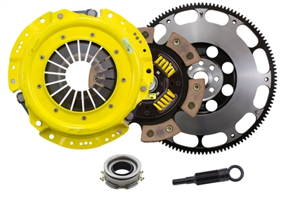 ACT 6 Pad Sprung HD Racing Clutch Kit with Prolite Flywheel FRS/BRZ