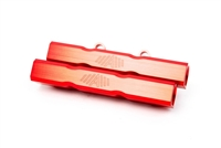 Aluminati Fuel Rails RED 02-14 Subaru WRX, 07-20 STi