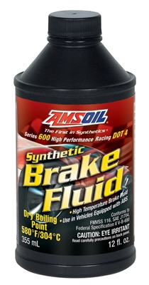 AMS Oil 600 Series DOT 4 Brake Fluid
