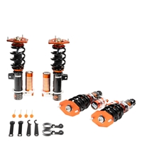 KSPORT CIRCUIT PRO 3 WAY COILOVER KIT - (2003 - 2007 EVO 8/9)