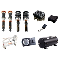 KSPORT AIRTECH DELUXE AIR SUSPENSION FULL SYSTEM (2008 - 2014 WRX)
