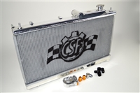 CSF Aluminum Racing Radiator w/ Filler Neck (02-07 WRX / 04-07 STi)
