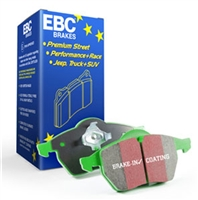 EBC Brakes Greenstuff Rear Brake Pads Focus ST / RS