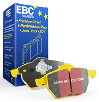 EBC Yellowstuff Front Brake Pads 04-17 STI / Evo 8-9-X