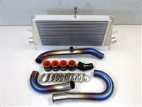 ETS Intercooler With Titanium Piping Evo 8/9