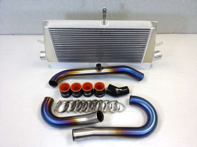 Ets Intercooler With Titanium Piping Evo 89
