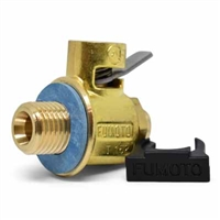 Fumoto M16-1.5 Oil Drain Valve w/ Short Nipple and Lever Clip (BRZ / FRS)
