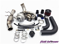 Full Blown Motorsports Twin Scroll Turbo Kit Focus RS