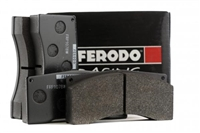 Ferodo DS2500 Rear Brake Pads 04-17 STI / Evo 8-9