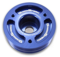 GrimmSpeed Lightweight Crank Pulley (02 - 11 WRX / 04 - 11 STi)