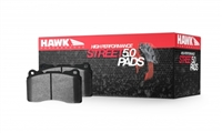 Hawk HPS 5.0 Rear Brake Pads 04-17 STI / Evo 8-9